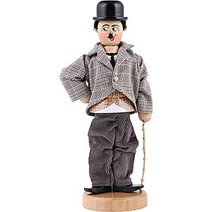 Smokers Famous Persons Smoker - Charlie Chaplin - 23,5 cm / 9.2 inch