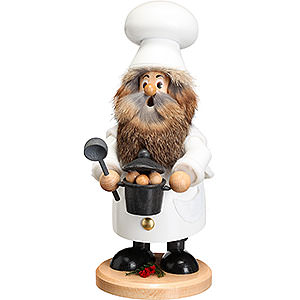 Smokers Professions Smoker - Chef - 22 cm / 9 inch