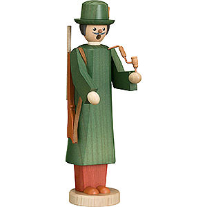 Smokers Professions Smoker - Chief Forest Ranger - 21 cm / 8 inch