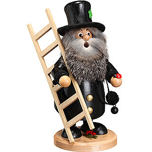 Smokers Professions Smoker - Chimney Sweep - 21 cm / 8 inch