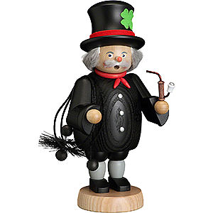 Smokers Professions Smoker - Chimney Sweep - 21 cm / 8.3 inch