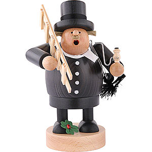 Smokers Professions Smoker - Chimney Sweep - 22 cm / 9 inch