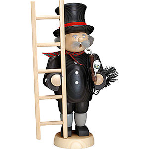 Smokers Professions Smoker - Chimney Sweep - 30 cm / 12 inch