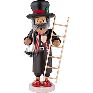 Smokers Professions Smoker - Chimney Sweep - 53,5 cm / 21.1 inch