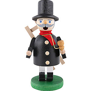 Smokers Professions Smoker - Chimney Sweeper - 11 cm / 4 inch