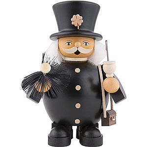 Smokers Professions Smoker - Chimney Sweeper - 14 cm / 6 inch