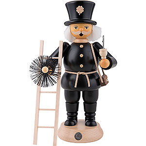 Smokers Professions Smoker - Chimney Sweeper - 23 cm / 9 inch