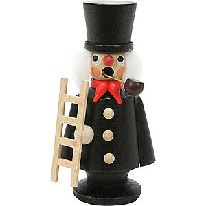 Smokers Professions Smoker - Chimney Sweeper - 9,5 cm / 4 inch