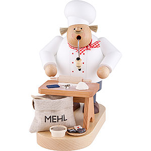 Smokers Professions Smoker - Christmas Baker - 20 cm / 8 inch
