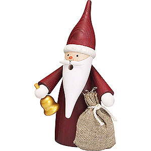 Smokers Santa Claus Smoker - Christmas Gnome - 16 cm / 6 inch
