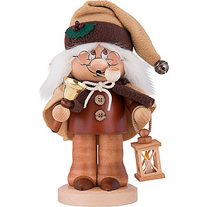 Smokers Santa Claus Smoker - Christmas-Gnome - 26,5 cm / 10.4 inch