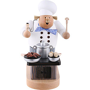 Smokers Professions Smoker - Cook with Oven - 20 cm / 8 inch