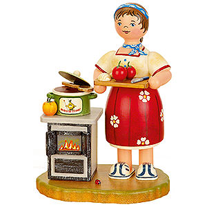 Smokers Hobbies Smoker - Cooking for Friends - 21 cm / 8 inch