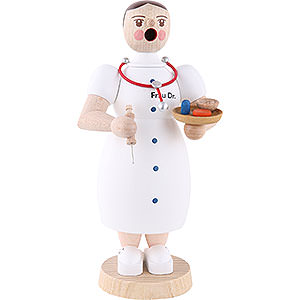 Smokers Professions Smoker - Doctor - 17 cm / 7 inch