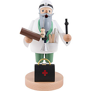 Smokers Professions Smoker - Doctor - 19 cm / 7 inch