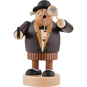 Smokers Famous Persons Smoker - Doctor Watson - 18 cm / 7 inch