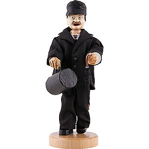 Smokers Famous Persons Smoker - Dr. Watson - 21 cm / 8.3 inch