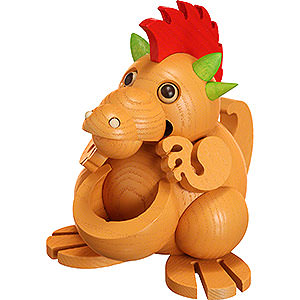 Smokers Animals Smoker - Dragon - Ball Figure - 12 cm / 5 inch