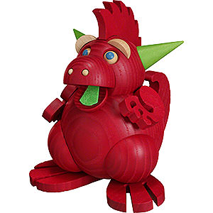 Smokers Misc. Smokers Smoker - Dragon Fire Dragon - Ball Figure - 12 cm / 4.7 inch