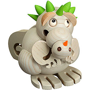 Smokers Animals Smoker - Dragon Meek Junior Dragon - Ball Figure - 10 cm / 4 inch