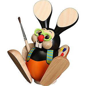 Smokers Misc. Smokers Smoker - Easter Bunny - Ball Figure - 12 cm / 5 inch