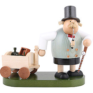 Smokers Hobbies Smoker - Fathersday - 17 cm / 7 inch