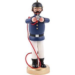 Smokers Professions Smoker - Firefighter - 24 cm / 9 inch