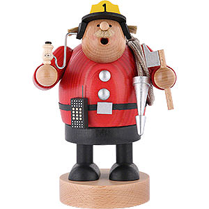Smokers Professions Smoker - Fireman - 19 cm / 7 inch