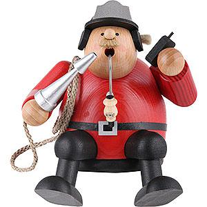 Smokers Professions Smoker - Fireman - Edge Stool - 15 cm / 6 inch