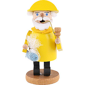 Smokers Professions Smoker - Fisherman - 10 cm / 4 inch