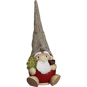 Smokers Misc. Smokers Smoker - Forest Gnome - Ball Figur - 19 cm / 7.5 inch