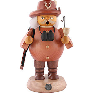 Smokers Professions Smoker - Forest Ranger - Brown - 18 cm / 7 inch