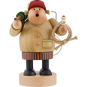 Smokers Professions Smoker - Forest Worker - 18 cm / 7 inch