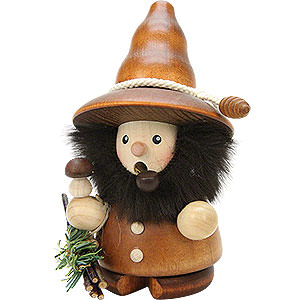 Smokers All Smokers Smoker - Forestman Natural - 11,5 cm / 5 inch