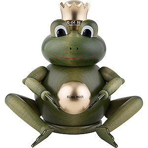 Smokers Famous Persons Smoker - Frog King - 16 cm / 6.3 inch
