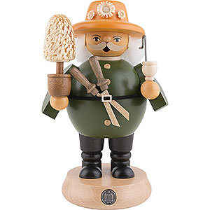 Smokers Professions Smoker - Gardener - 14 cm / 6 inch