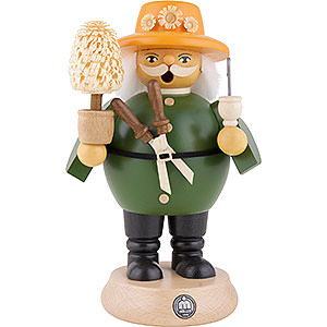 Smokers Professions Smoker - Gardener - 18 cm / 7 inch