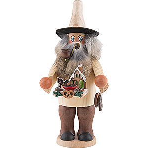 Smokers Professions Smoker - Gingerbread Salesman - 20,5 cm / 8 inch
