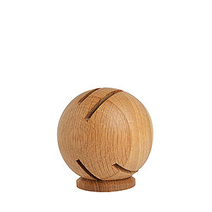 Smokers Misc. Smokers Smoker - Globe Modern Oak - 11 cm / 4 inch