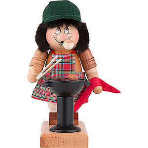 Smokers Hobbies Smoker - Gnome BBQ Master - 27,5 cm / 10.8 inch