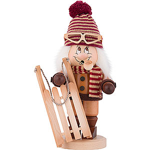 Smokers Hobbies Smoker - Gnome Bobsleigh Rider - 31 cm / 12 inch