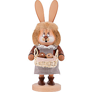 Smokers Animals Smoker - Gnome Female Bunny - 33,5 cm / 13 inch