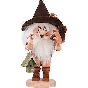 Smokers Misc. Smokers Smoker - Gnome Forest Man - 31,0 cm / 12 inch