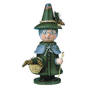 Smokers Misc. Smokers Smoker - Gnome Grandmother - 14 cm / 5,5 inch