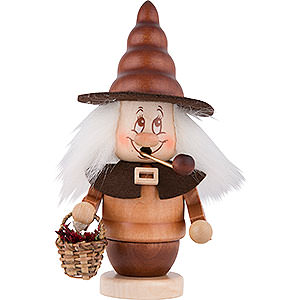 Smokers Misc. Smokers Smoker - Gnome - Herby - 16,5 cm / 6 inch