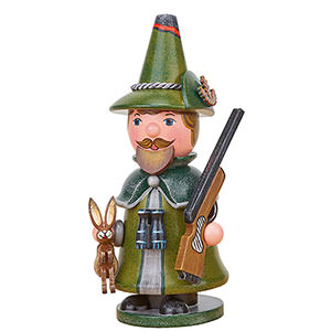 Smokers Professions Smoker - Gnome Hunter - 14 cm / 5.5 inch
