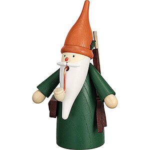 Smokers Professions Smoker - Gnome Hunter - 16 cm / 6.3 inch