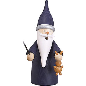 Smokers Misc. Smokers Smoker - Gnome Magician - 16 cm / 6 inch