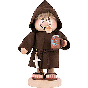 Smokers Professions Smoker - Gnome Monk - 29 cm / 11.4 inch