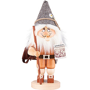 Smokers Hobbies Smoker - Gnome Mountain Hiker - 33,5 cm / 13.2 inch